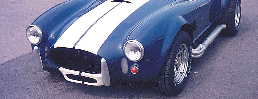 Need Parts Or Repair For Your Cobra Or Kit Car?